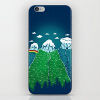 Cold Mountain iPhone & iPod Skin
