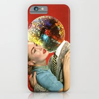 iPhone Cases featuring Discothèque by Eugenia Loli