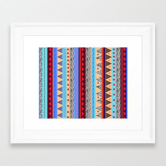 TOGQUOS Framed Art Print