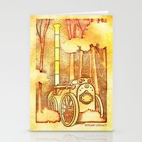 Steam Legacy Stationery Cards