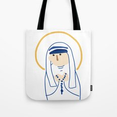 St. Teresa (Mother Teresa) Tote Bag
