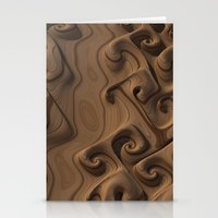 Mocha Dreams Stationery Cards