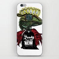 Annunaki Reptilian Reina… iPhone & iPod Skin