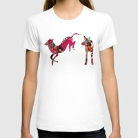 dogs T-shirts featuring dogs by Alvaro Tapia Hidalgo