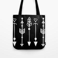Invert Arrows Tote Bag