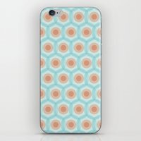 Patricia Pattern iPhone & iPod Skin