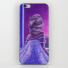 Here I Stand In The Light Of Day iPhone & iPod Skin