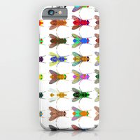 iPhone & iPod Case featuring Swarm by Derek Donovan