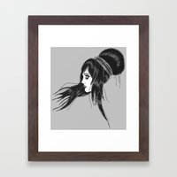 Only In Dreams Framed Art Print