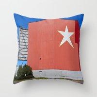 The Star-Lite Throw Pillow