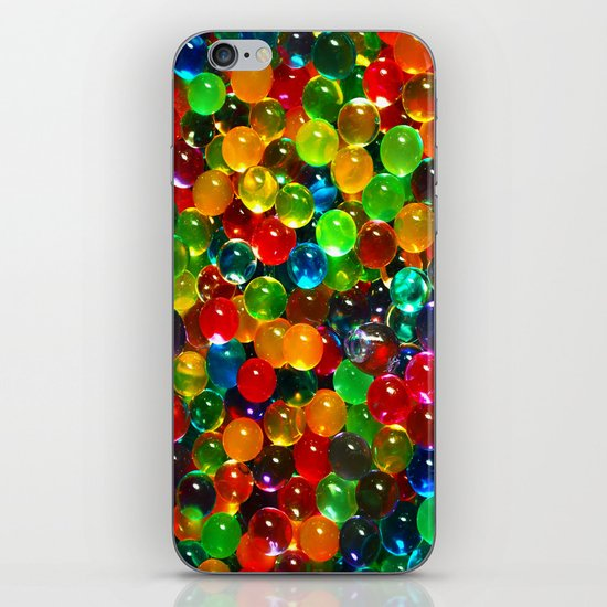 Color Balls iPhone & iPod Skin