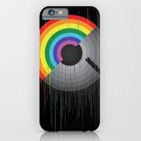 Rainbow Album  iPhone 6 Slim Case