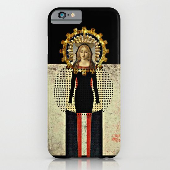 Renaissance Madonna iPhone & iPod Case