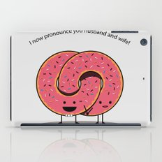 Husband and Wife iPad Case