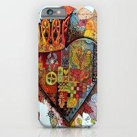 Steampunk Heart iPhone 6 Slim Case