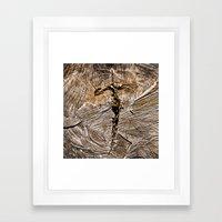 Archaic Flying Cross  Framed Art Print