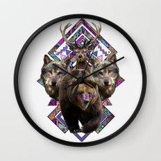 ▲NANUK▲ Wall Clock