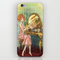 Vintage Vanity iPhone & iPod Skin