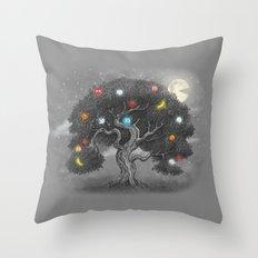 Midnight Snack  Throw Pillow
