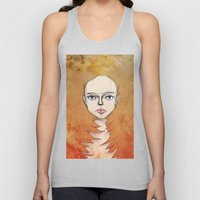 Into the Fire Unisex Tank Top