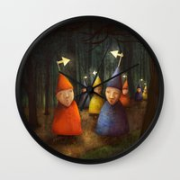 The Lost Brigade Wall Clock