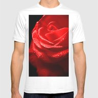 T-shirt featuring Rose Red Q by Vitta