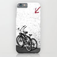iPhone & iPod Case featuring Cruiser parking by Vorona Photography
