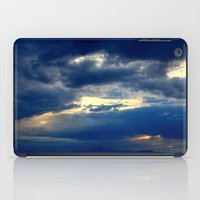 Deep Blues iPad Case