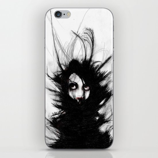 Coiling and Wrestling. Dreaming of You iPhone & iPod Skin