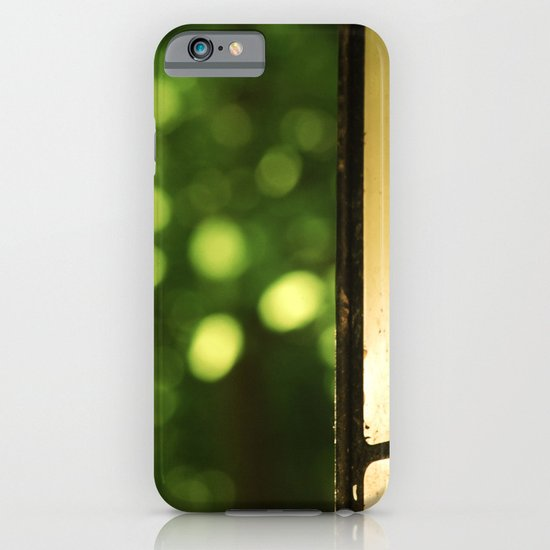 Outdoor Bokeh iPhone & iPod Case