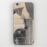 The Face That Replaces D… iPhone & iPod Skin
