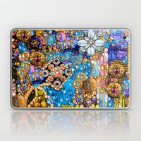 Gold, Glitter, Gems And … Laptop & iPad Skin