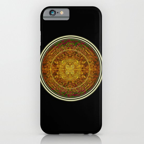 Mandala 3 iPhone & iPod Case