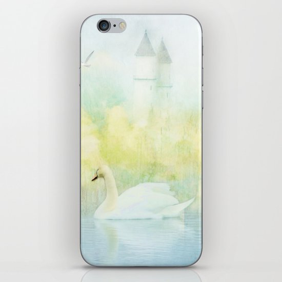 Mystical Dance iPhone & iPod Skin