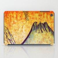 Good Morning  Mountain iPad Case