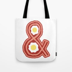 Bacon & Eggs Tote Bag