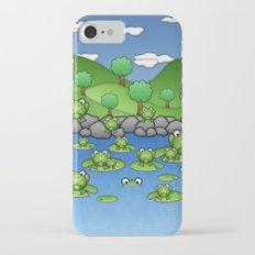 Froggies!  Slim Case iPhone 7
