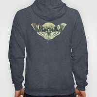 Moth And Moon Hoody