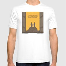No133 My KING KONG minimal movie poster White Mens Fitted Tee SMALL