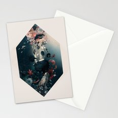 sliva Stationery Cards