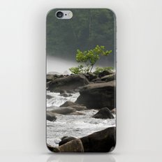 Summer Gauley River Fog iPhone & iPod Skin