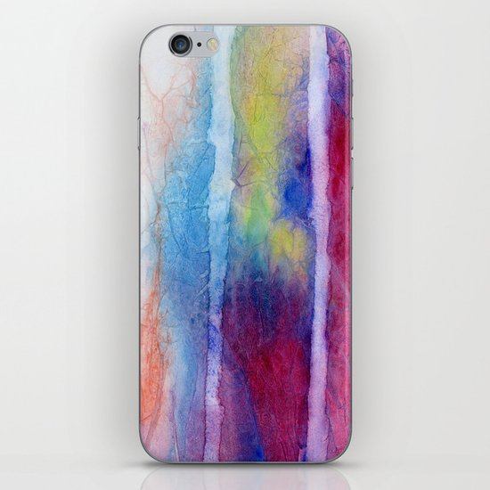 Skein I iPhone & iPod Skin