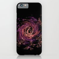 iPhone & iPod Case featuring cosmic butterfly by Alan Maia