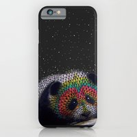 iPhone & iPod Case featuring Rainbow Panda by Luna Portnoi