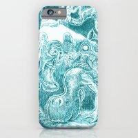 Creatures under Lamppost iPhone 6 Slim Case