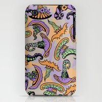 iPhone Cases featuring Mad Hatties by Danadu