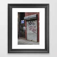 Untitled, We Buy Houses … Framed Art Print