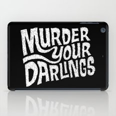 Murder Your Darlings iPad Case