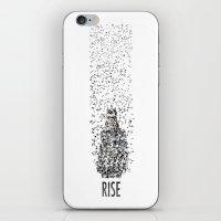 Catwoman iPhone & iPod Skin