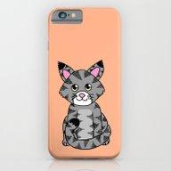 Little Cat iPhone 6 Slim Case